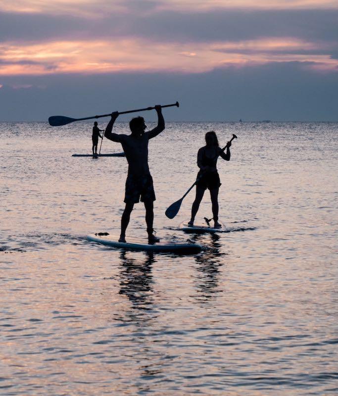 Surfgear huren bij de Surfblend Surfschool